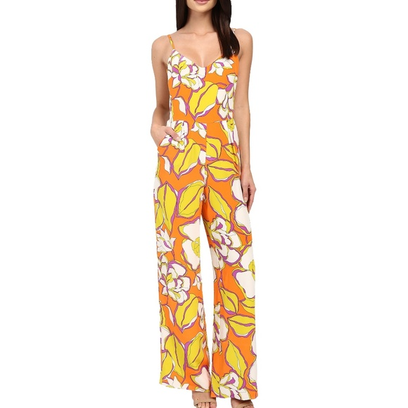 43037f55d841 Trina Turk Zadie Jumpsuit in Anacapri Floral